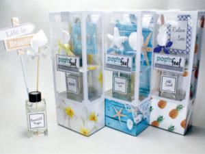 香り商品、ディフュ-ザーなどのOEM企画