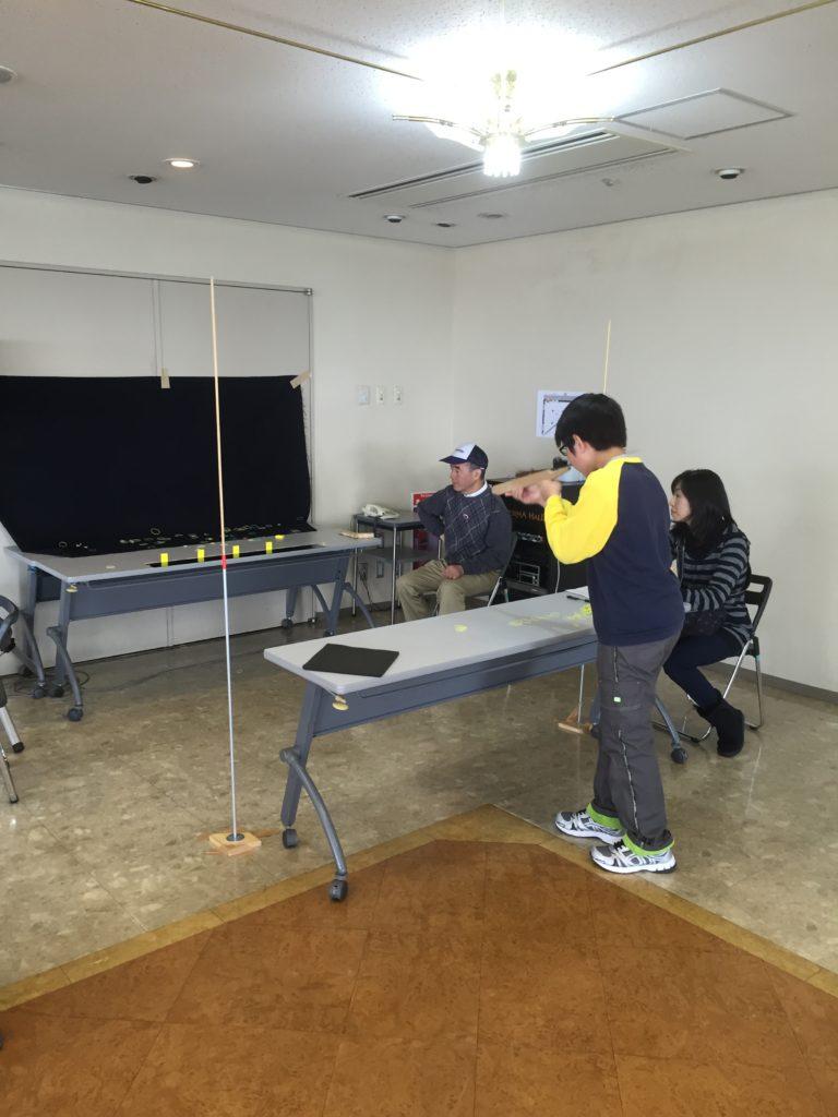日本ゴム銃射撃協会の大会風景01
