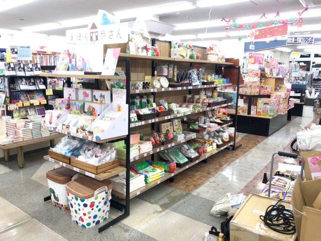 お取組み強化いただいている店舗様には、弊社から什器を貸出て、さらに売場づくりを盛り上げています!!