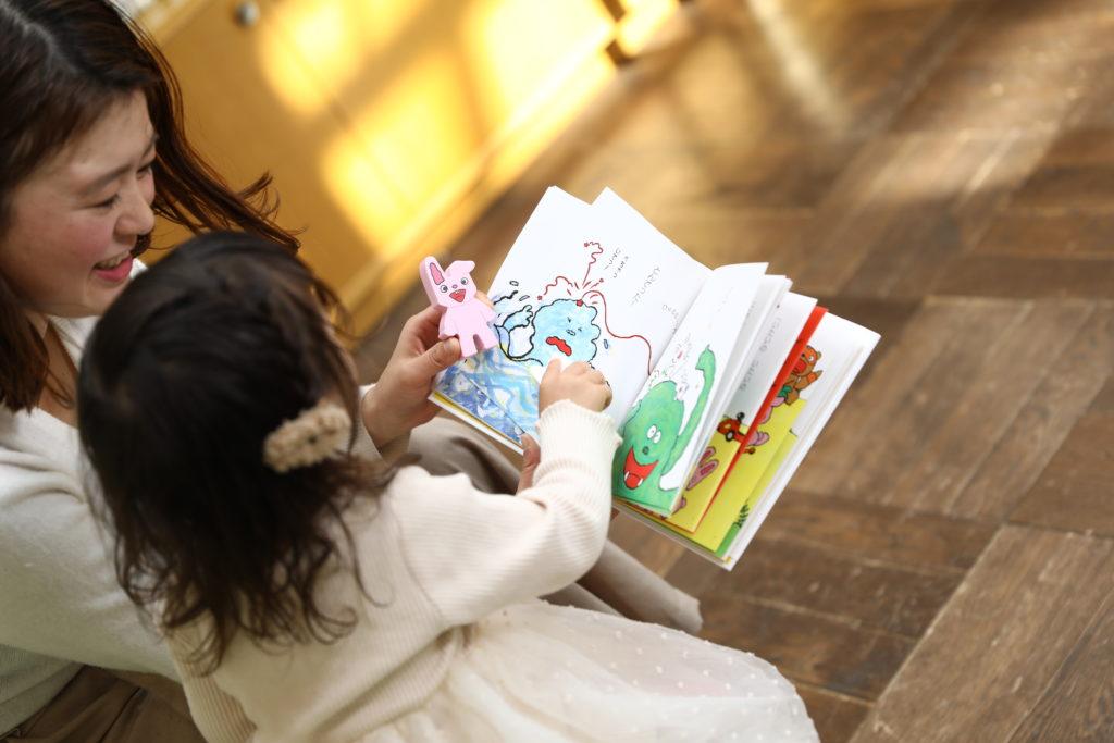 絵本のつみきは家で子どもと遊ぶ時間が楽しくなります。